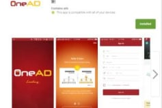 OneAd Application