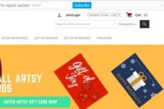 Custom e-Commerce Portal