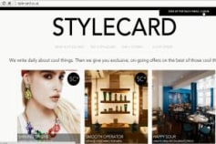 Style Card Cam Demo