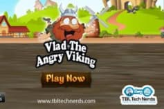 Vlad The Angry Viking IOS Game