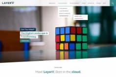 Divi WordPress Website for layerv.com