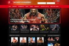 Website for My Wrestling Book