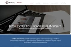 Catalyst Performance Advisors
