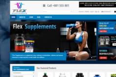 Flex Supplements (eCommerce)