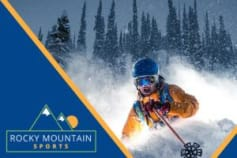 Website for Skiing company