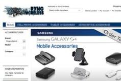 Ecommerce website - Electronics Store