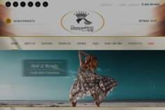 Os-commerce website development