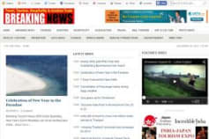 WordPress based News site