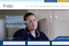 ECommerce Corporate website
