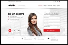 HTML5 Websites and Landing Page