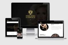 HTML responsive Landing Page