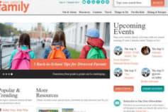 eLearning Wordpress Website