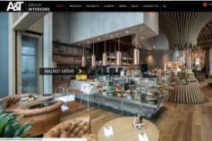 Online marketing for interior design and fitout
