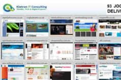 Kietron Joomla Websites ( 90+)