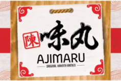 Menu Design - Ajimaru, 2013