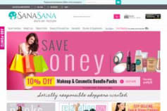 SANASANA| Magento Ecommerce Website