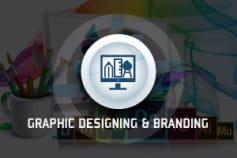 GRAPHIC DESIGNING & BRANDING