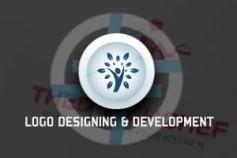 LOGO DESIGNING & DEVELOPMENT