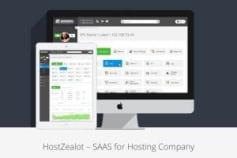 HostZealot – SAAS for Hosting Company