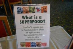 E book about Super Foods