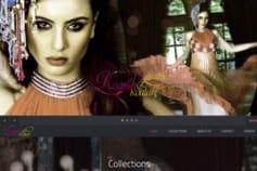 Website Design (Kaanish Kouture)