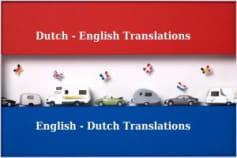Translations Dutch    English