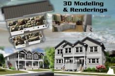 3D Modeling & Renderings