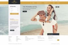 Booking, Travel and Hotel Sites