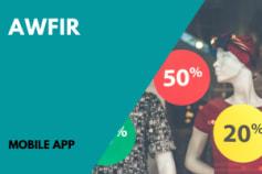 Awfir - Coupon Deal Aggregator App