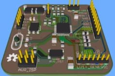 3D PCB Designing