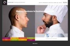 Wordpress website from Designs