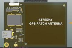 GPS PCB Antenna