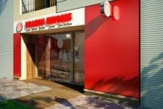 Japanese restaurant exterior design design
