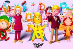 Letter Land Kids 3D Animation
