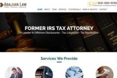 Abajian Law ( IRS tax Website)