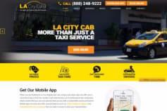 LA City Cab (Taxi Booking )
