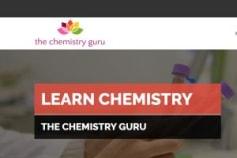 The Chemistry Guru -Wordpress