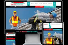 Roof Treatment Business site