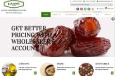 Online Food store - WordPress + Woocommerce