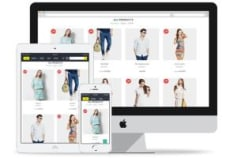 eCommerce Website and Mobile app