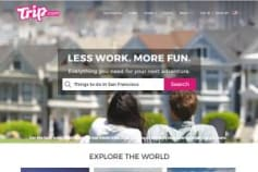 Travel and Hospitality Web & Mobile Apps