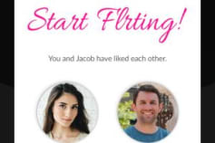 Online Dating Mobile Applications like Tinder
