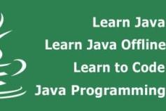 Learn Java Offline - Tutorial & Programming