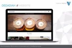 Build A FoodStartup Website