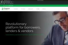 Finance Website(PHP)
