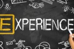 Experience sheet