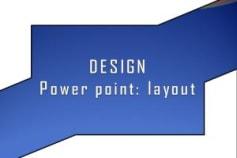 power point design