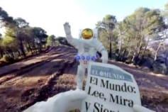 El Mundo newspaper 3D 360 video
