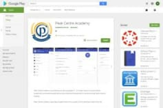 Mobile App for Moodle LMS