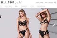 Bluebella(Shopify Site)